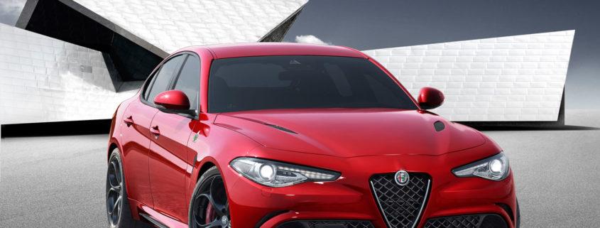 Weltpremiere für den Alfa Romeo Giulia